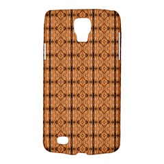 Faux Animal Print Pattern Galaxy S4 Active