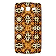 Faux Animal Print Pattern Samsung Galaxy Mega 5.8 I9152 Hardshell Case