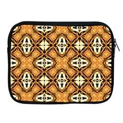 Faux Animal Print Pattern Apple iPad 2/3/4 Zipper Cases