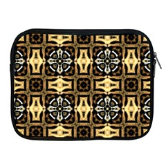 Faux Animal Print Pattern Apple iPad 2/3/4 Zipper Cases