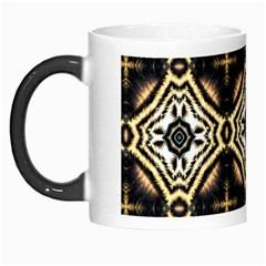 Faux Animal Print Pattern Morph Mugs