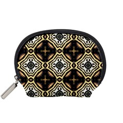Faux Animal Print Pattern Accessory Pouches (Small)