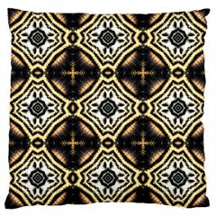 Faux Animal Print Pattern Large Cushion Cases (One Side)