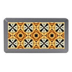 Faux Animal Print Pattern Memory Card Reader (mini)