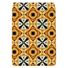 Faux Animal Print Pattern Flap Covers (S)