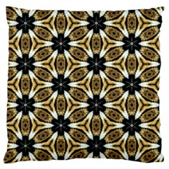 Faux Animal Print Pattern Large Cushion Cases (Two Sides)