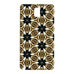 Faux Animal Print Pattern Samsung Galaxy Note 3 N9005 Hardshell Back Case