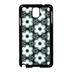Faux Animal Print Pattern Samsung Galaxy Note 3 Neo Hardshell Case (black)