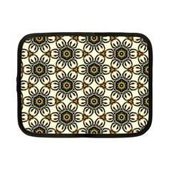 Faux Animal Print Pattern Netbook Case (Small)