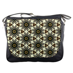 Faux Animal Print Pattern Messenger Bags