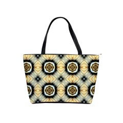 Faux Animal Print Pattern Shoulder Handbags