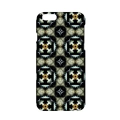 Faux Animal Print Pattern Apple iPhone 6/6S Hardshell Case