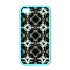 Faux Animal Print Pattern Apple iPhone 4 Case (Color)
