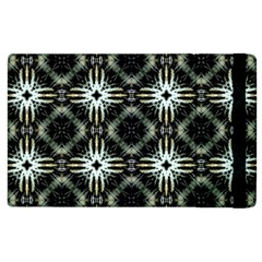 Faux Animal Print Pattern Apple iPad 3/4 Flip Case