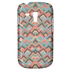 Trendy Chic Modern Chevron Pattern Samsung Galaxy S3 MINI I8190 Hardshell Case