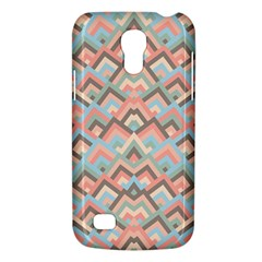 Trendy Chic Modern Chevron Pattern Galaxy S4 Mini