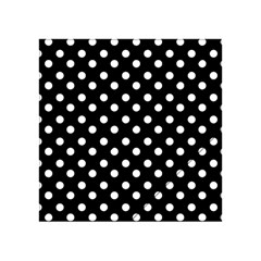 Black And White Polka Dots Acrylic Tangram Puzzle (4  x 4 )
