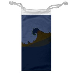 Ocean Waves Jewelry Bags