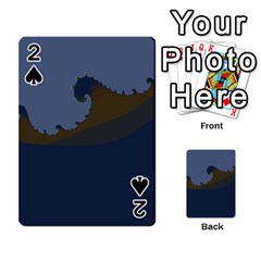 Ocean Waves Playing Cards 54 Designs