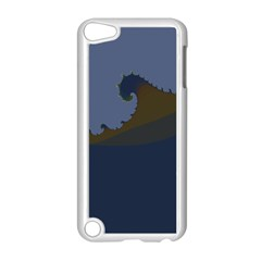 Ocean Waves Apple iPod Touch 5 Case (White)