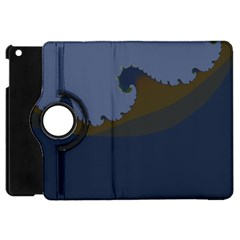 Ocean Waves Apple Ipad Mini Flip 360 Case