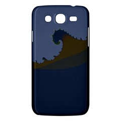 Ocean Waves Samsung Galaxy Mega 5.8 I9152 Hardshell Case