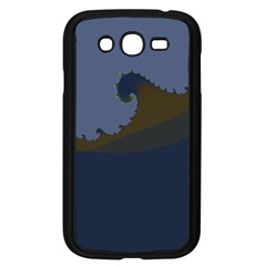 Ocean Waves Samsung Galaxy Grand DUOS I9082 Case (Black)