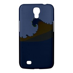 Ocean Waves Samsung Galaxy Mega 6 3  I9200 Hardshell Case