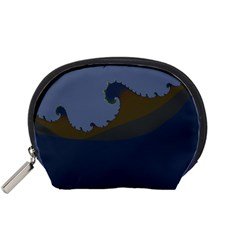 Ocean Waves Accessory Pouches (Small)