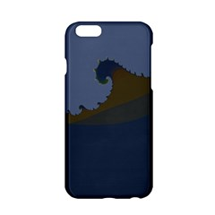 Ocean Waves Apple iPhone 6/6S Hardshell Case