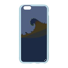 Ocean Waves Apple Seamless iPhone 6/6S Case (Color)