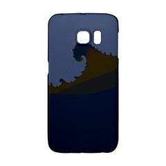 Ocean Waves Galaxy S6 Edge