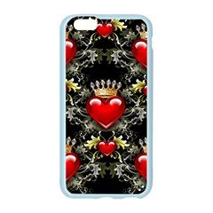 King of Hearts Apple Seamless iPhone 6/6S Case (Color)