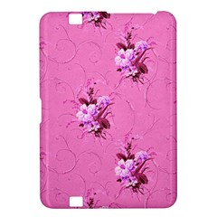 Pink Floral Pattern Kindle Fire HD 8.9