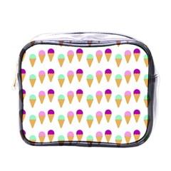 Icecream Cones Mini Toiletries Bags