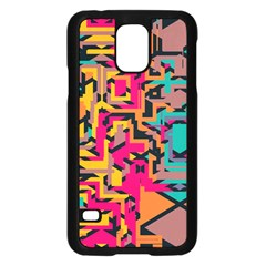 Colorful shapesSamsung Galaxy S5 Case