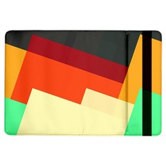 Miscellaneous retro shapes	Apple iPad Air Flip Case