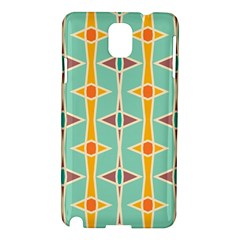 Rhombus pattern in retro colors 			Samsung Galaxy Note 3 N9005 Hardshell Case