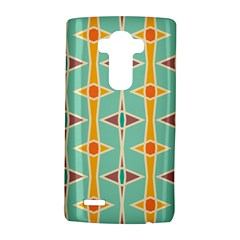 Rhombus pattern in retro colors 			LG G4 Hardshell Case