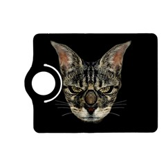 Angry Cyborg Cat Kindle Fire HD (2013) Flip 360 Case