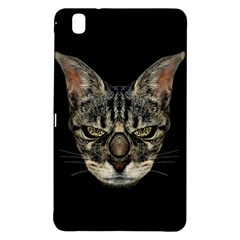 Angry Cyborg Cat Samsung Galaxy Tab Pro 8.4 Hardshell Case