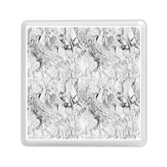 White Marble Memory Card Reader (square)