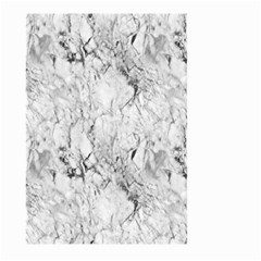 White Marble Large Garden Flag (Two Sides)