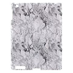 White Marble Apple iPad 3/4 Hardshell Case