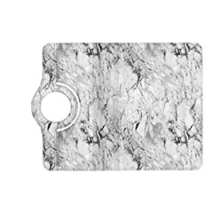White Marble Kindle Fire Hd (2013) Flip 360 Case