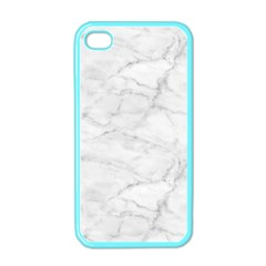 White Marble 2 Apple iPhone 4 Case (Color)