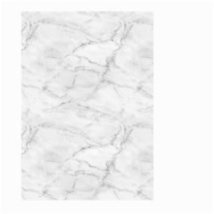 White Marble 2 Large Garden Flag (two Sides)