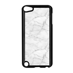 White Marble 2 Apple iPod Touch 5 Case (Black)