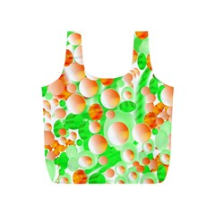 Bubbles Full Print Recycle Bags (S)