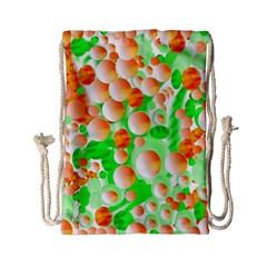 Bubbles Drawstring Bag (small)